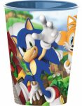 Sonic the Hedgehog Cup Plastic 260 ml