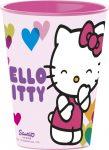 Hello Kitty Cup Plastic 260 ml