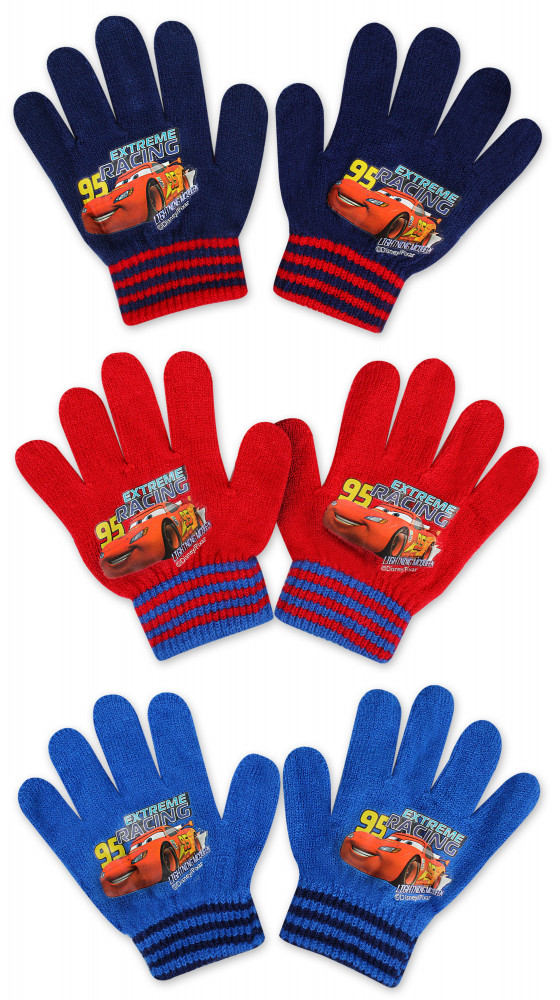 Hat Gloves and Scarf Set 3 Piece Official Disney Planes