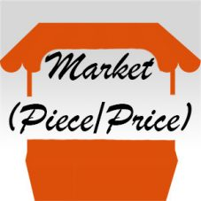 Market (Piece/Price)